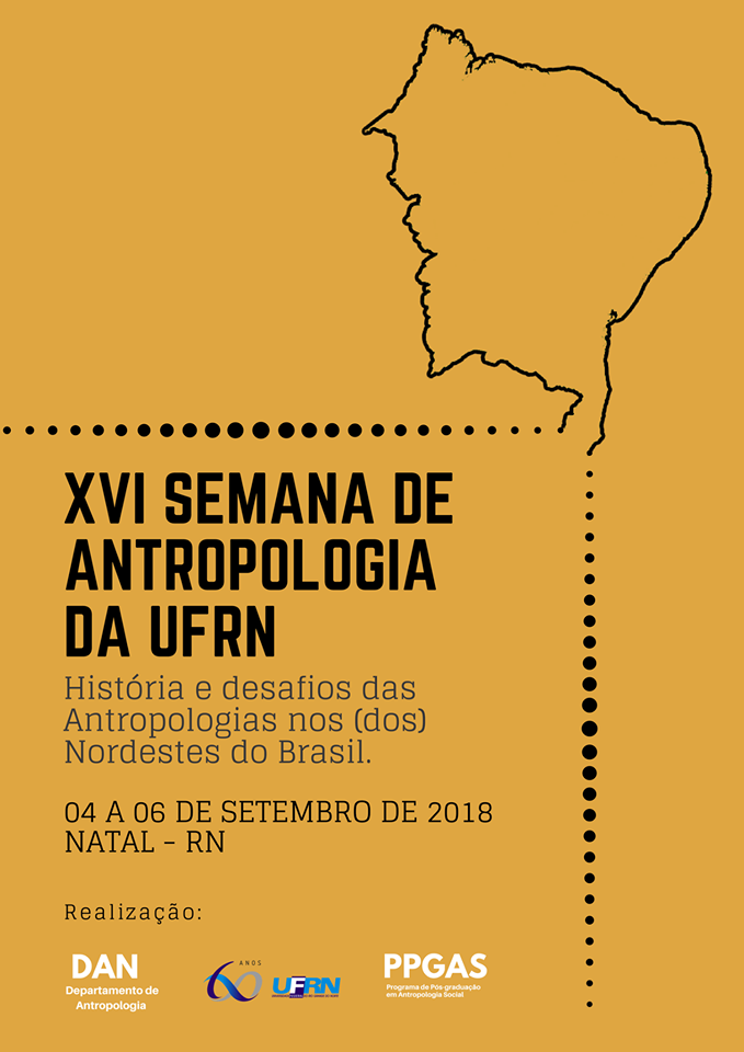 Semana de antropologia na UFRN